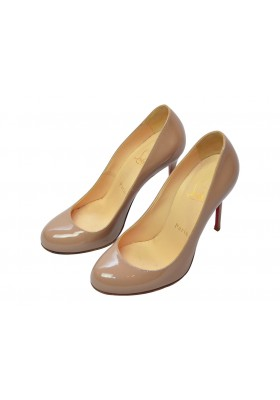 Christian Louboutin Lackleder Pumps