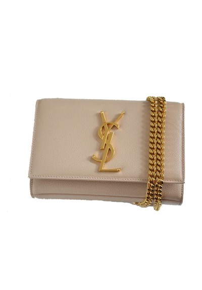 Saint Laurent Chain Wallet mit Monogramm