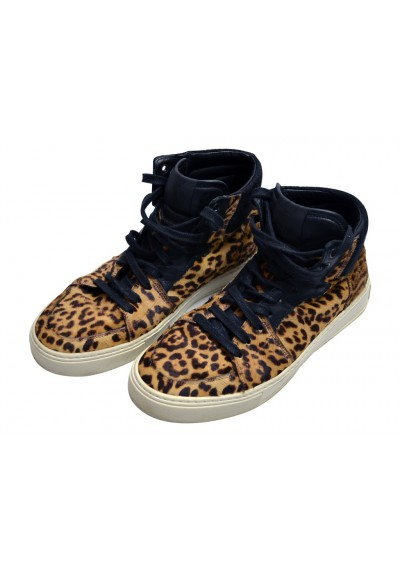 Yves Saint Laurent Sneakers Leopard Muster